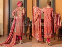 VS Classic Lawn Dress C2-15A in Pakistan