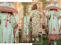 VS Classic Lawn Dress C2-16A in Pakistan