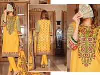 VS Classic Lawn Dress C2-17A in Pakistan