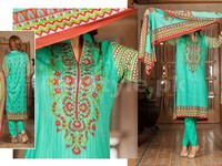 VS Classic Lawn Dress C2-17B in Pakistan