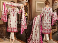 VS Classic Lawn Dress C2-19B in Pakistan