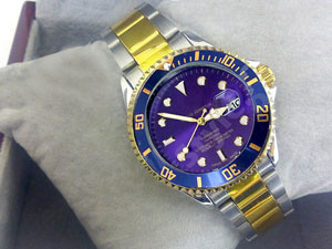 Ladies Submariner Two Tone Watch Price in Pakistan