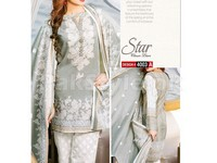 Star Classic Lawn Suit 4003-A in Pakistan