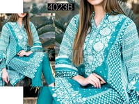 Star Classic Lawn Suit 4023-B in Pakistan