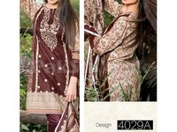 Star Classic Lawn Dress 4029-A in Pakistan