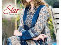 Star Classic Lawn Dress 4029-C in Pakistan