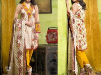 Libas Printed Lawn Suit ST-1B Price in Pakistan