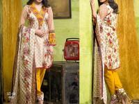 Libas Printed Lawn Suit ST-1B in Pakistan