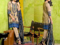 Libas Printed Lawn Suit ST-9B in Pakistan