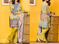 Libas Printed Lawn Suit ST-13B in Pakistan