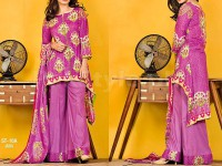 Libas Printed Lawn Suit ST-16A in Pakistan