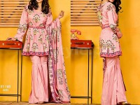Libas Printed Lawn Suit ST-16B in Pakistan