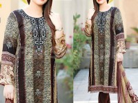 Star Printed Lawn Suit 1005-B in Pakistan