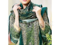 Star Printed Lawn Suit 1005-C in Pakistan