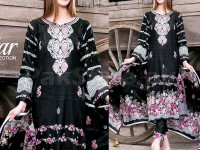 Star Printed Lawn Suit 1013-A in Pakistan