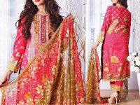 Ayesha Lakhani Embroidered Lawn 801-A Price in Pakistan