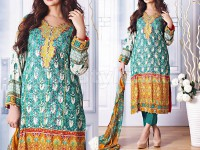 Ayesha Lakhani Embroidered Lawn 802-B in Pakistan