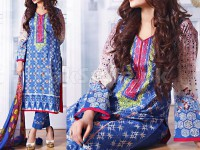 Ayesha Lakhani Embroidered Lawn 803-B in Pakistan