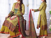 Ayesha Lakhani Embroidered Lawn 806-A Price in Pakistan