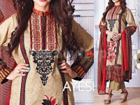 Ayesha Lakhani Embroidered Lawn 806-B Price in Pakistan