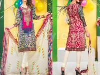 Rashid Classic Embroidered Lawn 1304-B in Pakistan