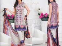 Rashid Classic Embroidered Lawn 1308-B Price in Pakistan