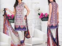 Rashid Classic Embroidered Lawn 1308-B in Pakistan