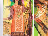 Rashid Classic Embroidered Lawn 1310-A in Pakistan