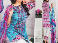 Rashid Classic Embroidered Lawn 1311-B in Pakistan