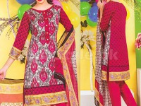 Rashid Classic Embroidered Lawn 1313-A in Pakistan