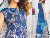 Rashid Classic Embroidered Lawn 1313-B in Pakistan