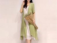 Ladies Green Shrug with Inner in Pakistan
