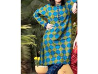 2 Piece Star Printed Lawn Suit 901-B in Pakistan