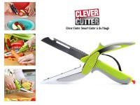 6-in-1 Clever Smart Cutter Knife & Cutting Board Price in Pakistan