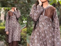 2 Piece Sitara Sapna Printed Lawn Suit 6046-A in Pakistan