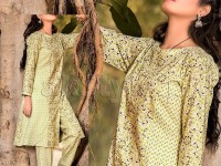 2 Piece Sitara Sapna Printed Lawn Suit 6048-C in Pakistan