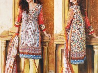Abrish Classic Lawn Suit 202-B in Pakistan
