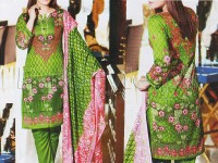 Abrish Classic Lawn Suit 204-C in Pakistan