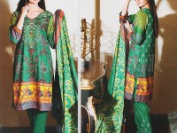 Abrish Classic Lawn Suit 205-B in Pakistan