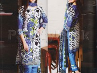 Abrish Classic Lawn Suit 206-C in Pakistan