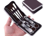 9 Pcs Manicure Tools Set in Pakistan