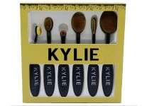 6 KYLIE Makeup Brushes Set in Pakistan