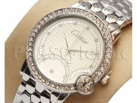 Elegant Ladies Watch - Silver in Pakistan