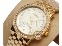 Elegant Ladies Watch - Golden in Pakistan