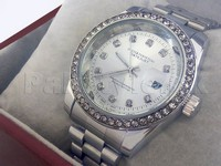 Men's Silver Datejust Watch in Pakistan