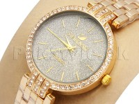 Stylish Ladies Watch - Golden in Pakistan
