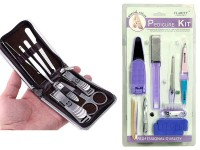 Pack of 2 Manicure & Pedicure Tools Kits in Pakistan
