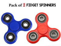 Pack of 2 Fidget Spinner Stress Reducer Toy in Pakistan
