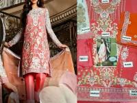 Embroidered Chiffon Dress with Chiffon Dupatta in Pakistan