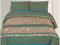 King Size Cotton Bed Sheet with 2 Pillow Covers in Pakistan